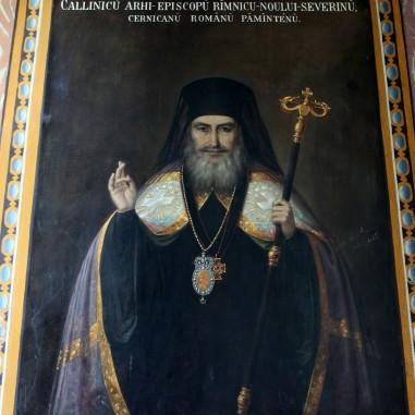 Sfântul Calinic de la Cernica - Tabloul votiv